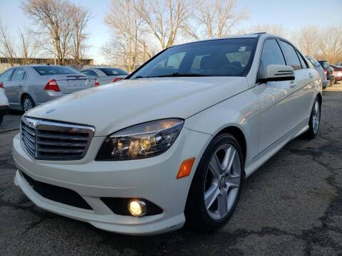 2010 Mercedes-Benz C-Class for sale at Flex Auto Sales in Cleveland OH