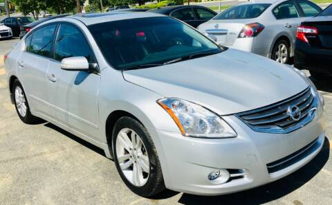 2011 Nissan Altima for sale at RD Motors, Inc in Charlotte NC
