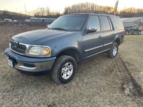 1998 Ford Expedition for sale at ABINGDON AUTOMART LLC in Abingdon VA