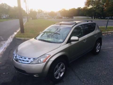 2004 Nissan Murano for sale at Capital Fleet  & Remarketing  Auto Finance in Columbia Heights MN