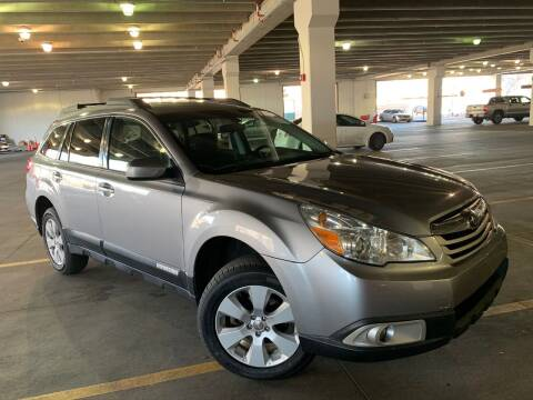 2010 Subaru Outback for sale at CarDen in Denver CO
