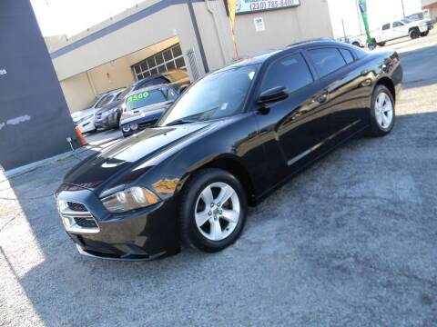 2011 Dodge Charger for sale at Meridian Auto Sales in San Antonio TX
