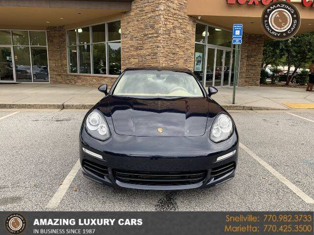 2016 Porsche Panamera for sale at Amazing Luxury Cars in Snellville GA