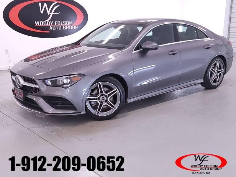 2021 Mercedes-Benz CLA for sale in Hazlehurst, GA