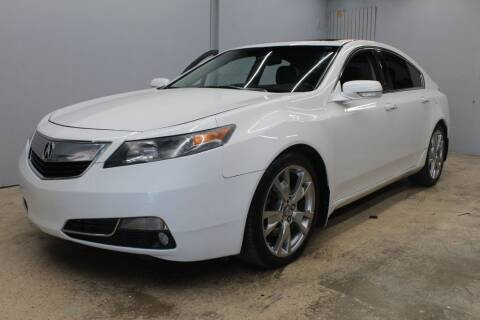2014 Acura TL for sale at Flash Auto Sales in Garland TX