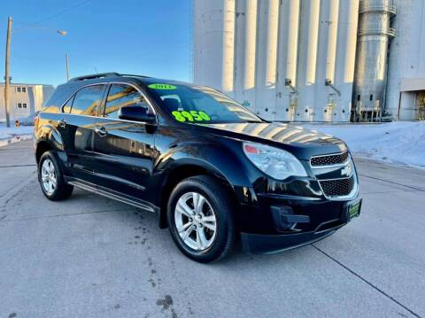 2011 Chevrolet Equinox for sale at Island Auto Express in Grand Island NE