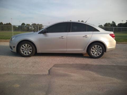 2011 Chevrolet Cruze for sale at Jodys Auto and Truck Sales in Omaha NE