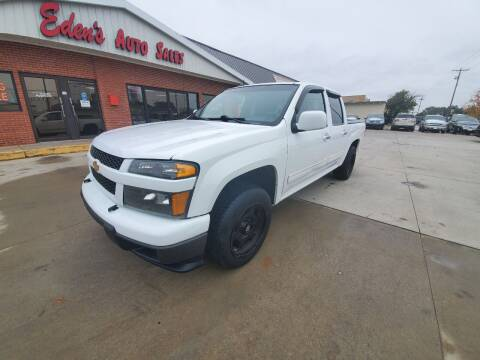 2012 Chevrolet Colorado for sale at Eden's Auto Sales in Valley Center KS