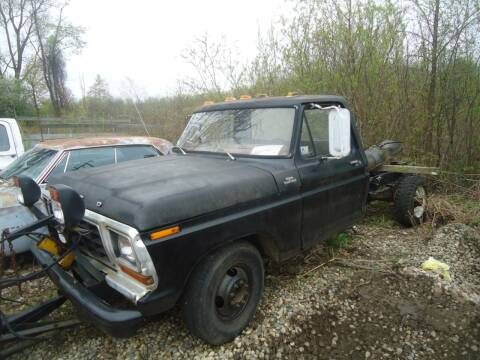 1979 Ford F-350 for sale at Marshall Motors Classics in Jackson Michigan MI