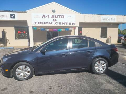 2016 Chevrolet Cruze Limited for sale at A-1 AUTO AND TRUCK CENTER in Memphis TN