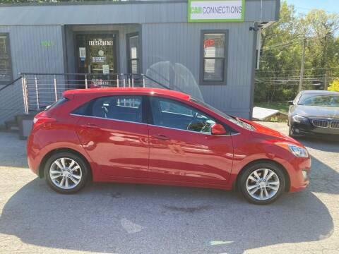 2013 Hyundai Elantra GT for sale at Car Connections in Kansas City MO