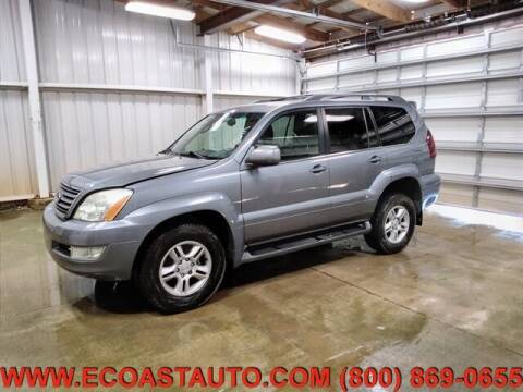 2003 Lexus GX 470 for sale at East Coast Auto Source Inc. in Bedford VA
