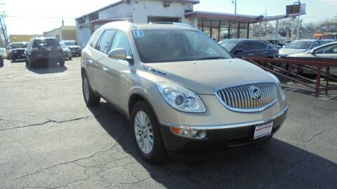 2011 Buick Enclave for sale at Absolute Motors in Hammond IN