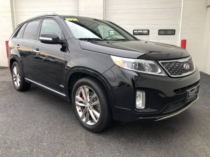 2014 Kia Sorento for sale at Zimmerman's Automotive in Mechanicsburg PA