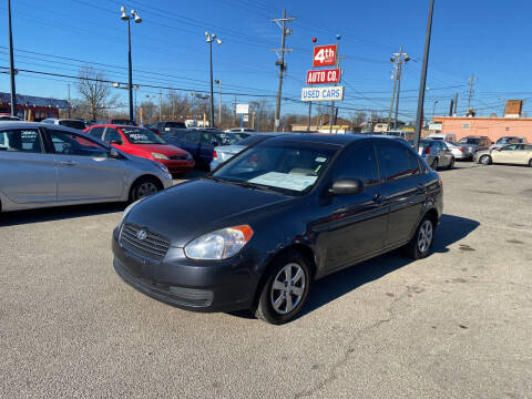 2011 Hyundai Accent for sale at 4th Street Auto in Louisville KY