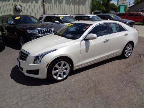 2014 Cadillac ATS for sale at De Anda Auto Sales in Storm Lake IA