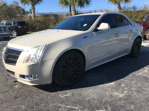 2010 Cadillac CTS for sale at AutoVenture Sales And Rentals in Holly Hill FL