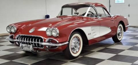1960 Chevrolet Corvette for sale at 920 Automotive in Watertown WI
