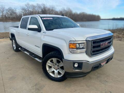 2015 GMC Sierra 1500 for sale at D3 Auto Sales in Des Arc AR