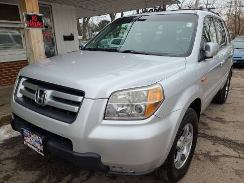 2008 Honda Pilot for sale at New Wheels in Glendale Heights IL