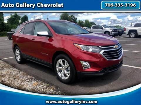 2019 Chevrolet Equinox for sale at Auto Gallery Chevrolet in Commerce GA