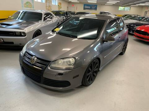 2008 Volkswagen R32 for sale at Newton Automotive and Sales in Newton MA