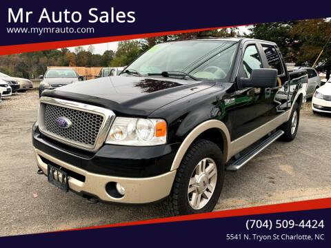 2008 Ford F-150 for sale at Mr Auto Sales in Charlotte NC