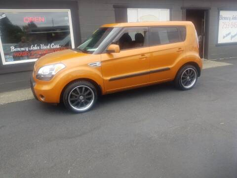 2011 Kia Soul for sale at Bonney Lake Used Cars in Puyallup WA