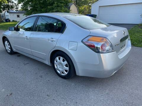 2012 Nissan Altima for sale at Via Roma Auto Sales in Columbus OH
