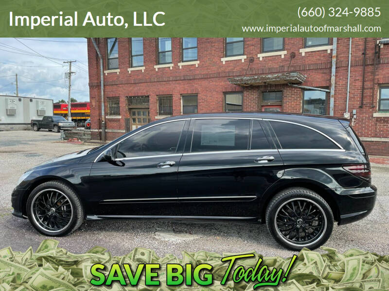 2010 Mercedes-Benz R-Class for sale at Imperial Auto, LLC - Imperial Auto Of Slater in Slater MO