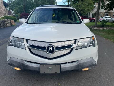 2008 Acura MDX for sale at Via Roma Auto Sales in Columbus OH