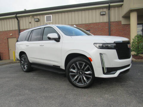 2021 Cadillac Escalade for sale at TAPP MOTORS INC in Owensboro KY