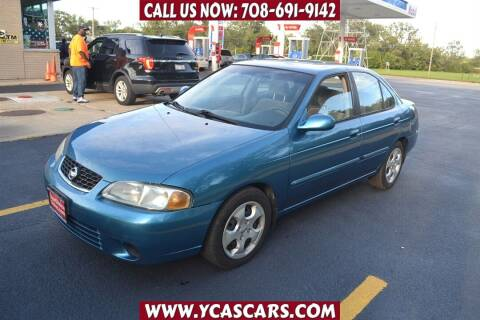 2003 Nissan Sentra for sale at Your Choice Autos - Crestwood in Crestwood IL