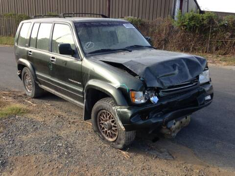 2002 Isuzu Trooper for sale at ASAP Car Parts in Charlotte NC