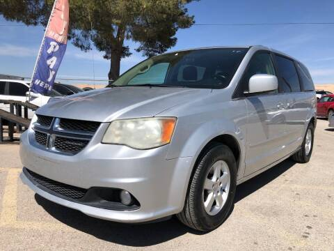 2011 Dodge Grand Caravan for sale at Eastside Auto Sales in El Paso TX