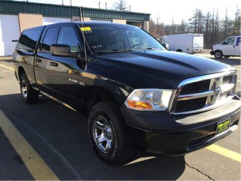 2009 Dodge Ram Pickup 1500 for sale at Frank Coffey in Milford NH