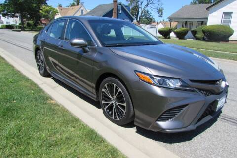 2018 Toyota Camry for sale at First Choice Automobile in Uniondale NY