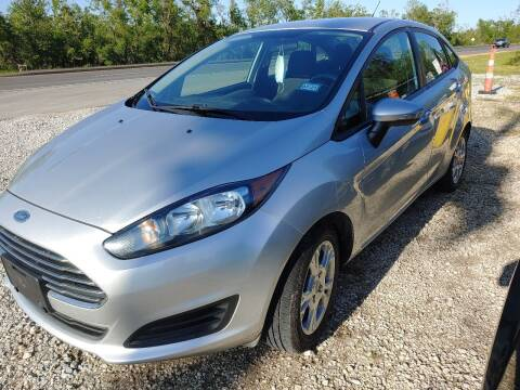 2014 Ford Fiesta for sale at Finish Line Auto LLC in Luling LA