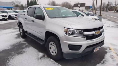 2019 Chevrolet Colorado for sale at Frenchie's Chevrolet and Selects in Massena NY