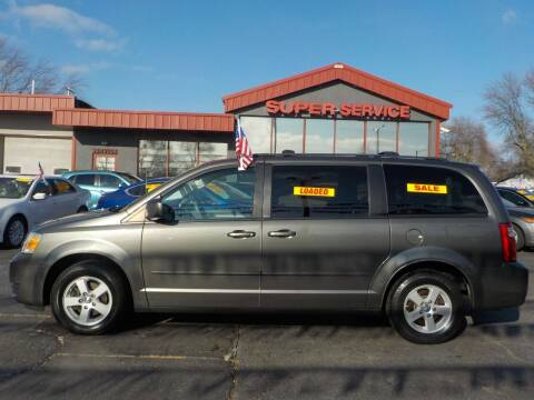2010 Dodge Grand Caravan for sale at Super Service Used Cars in Milwaukee WI