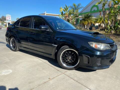 2011 Subaru Impreza for sale at Luxury Auto Lounge in Costa Mesa CA