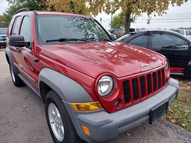 2006 Jeep Liberty for sale at Car Connection in Yorkville IL