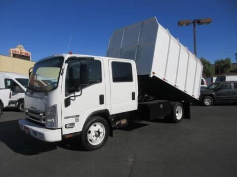 2016 Isuzu NPR-HD for sale at Norco Truck Center in Norco CA