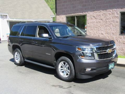 2016 Chevrolet Tahoe for sale at Advantage Automobile Investments, Inc in Littleton MA