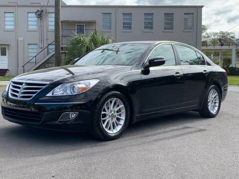 2011 Hyundai Genesis for sale at LUXURY AUTO MALL in Tampa FL
