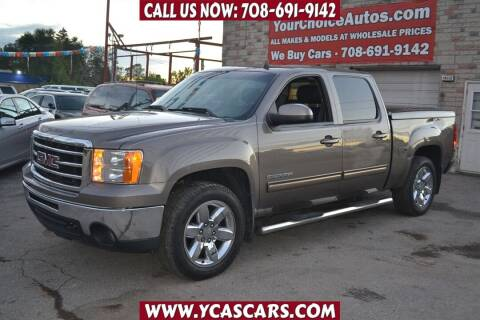 2012 GMC Sierra 1500 for sale at Your Choice Autos - Crestwood in Crestwood IL