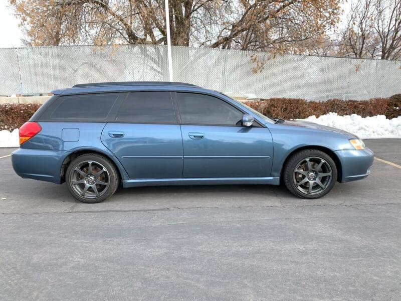2005 Subaru Legacy for sale at BITTON'S AUTO SALES in Ogden UT