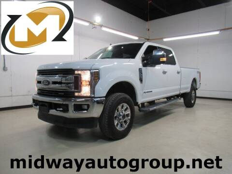 2019 Ford F-350 Super Duty for sale at Midway Auto Group in Addison TX