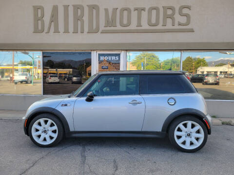 2005 MINI Cooper for sale at BAIRD MOTORS in Clearfield UT