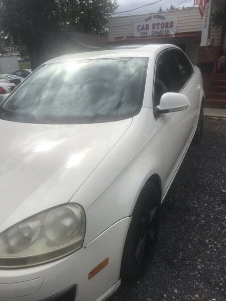 2006 Volkswagen Jetta for sale at PREOWNED CAR STORE in Bunker Hill WV